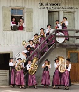 Gruppen-, Register-fotos Musikkapelle Obereisenbach, Trippels Urlaubsfotos